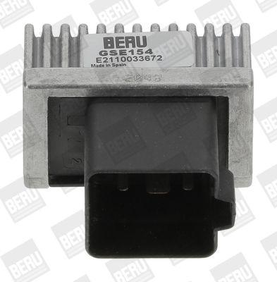 BERU  GSE154 Control Unit, glow plug system Voltage: 12V