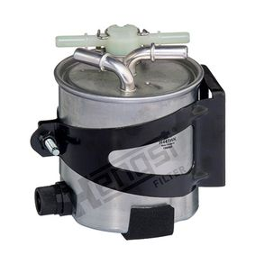 Fuel filter Height: 127mm with OEM Number 7701062436