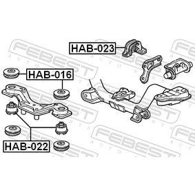 FEBEST HAB-022 Bewertung