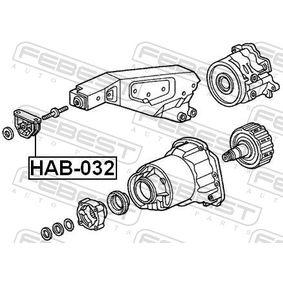 FEBEST HAB-032 Bewertung