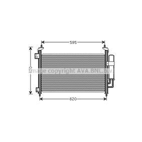kondenzátor, klíma 640x338x16 HD5213D