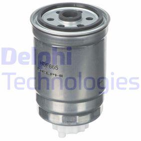Kraftstofffilter mit OEM-Nummer 52126244AB