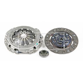 Clutch Kit HK7705 PUNTO (188) 1.2 16V 80 MY 2000