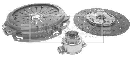 Kupplungssatz HK9425 BORG & BECK HK9425 in Original Qualität