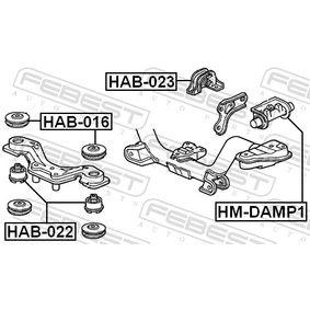 FEBEST HM-DAMP1 Bewertung