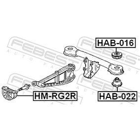 FEBEST HM-RG2R Bewertung