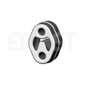 Ford Fiesta Mk6 1.4TDCi Halter, Abgasanlage ERNST 495462 (1.4TDCi Diesel 2019 F6JD)