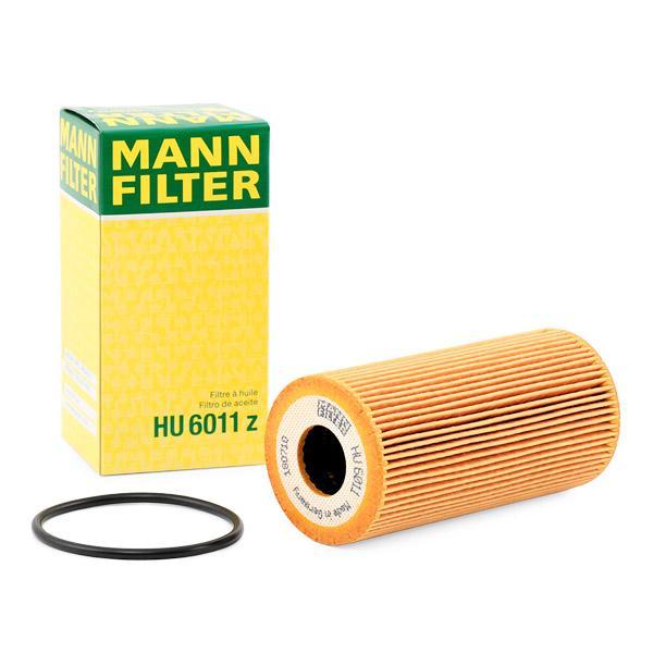 Filtro de Óleo MANN-FILTER HU6011z conhecimento especializado