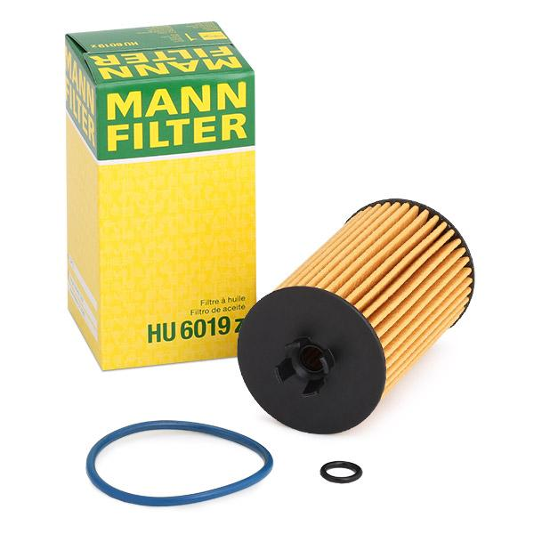 Ölfilter MANN-FILTER HU6019z Erfahrung