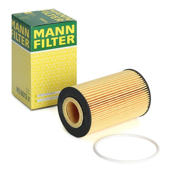 Ölfilter MANN-FILTER HU8012z Erfahrung