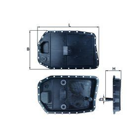 Ölwanne, Automatikgetriebe HX 154 1 Schrägheck (E87) 118d 2.0 Bj 2011