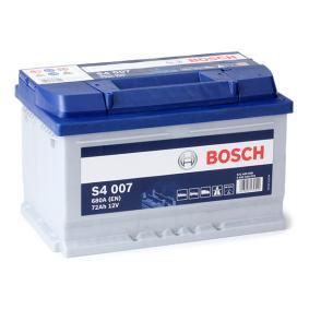 Starterbatterie 0 092 S40 070 ESPACE 4 (JK0/1) 3.5 V6 Bj 2010