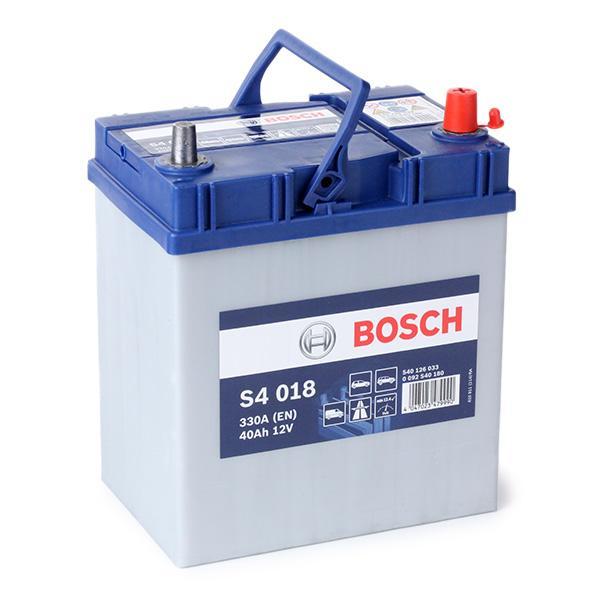 Akkumulator BOSCH 12V40Ah330A Erfahrung