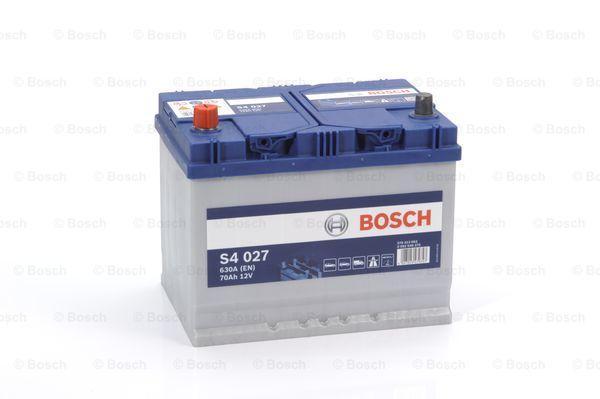Batterie BOSCH 570413063 Bewertung