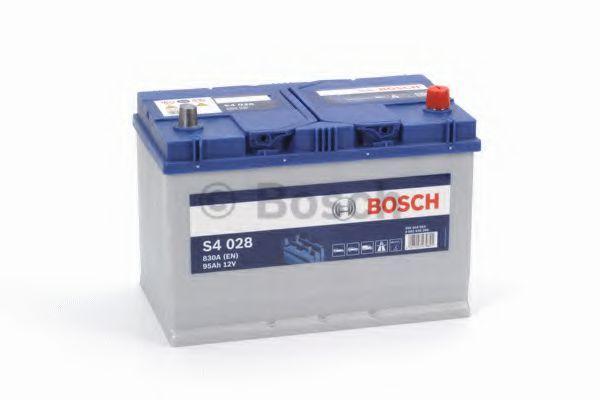 Akkumulator BOSCH 12V95Ah830A Erfahrung
