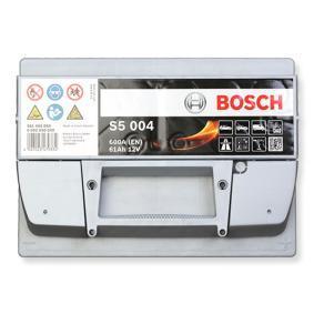 Starterbatterie Art. Nr. 0 092 S50 040 120,00€