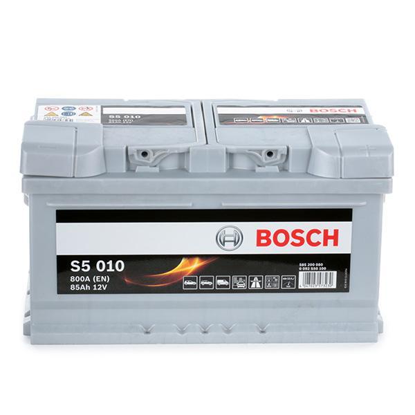 Akkumulator BOSCH 12V85Ah800A Erfahrung