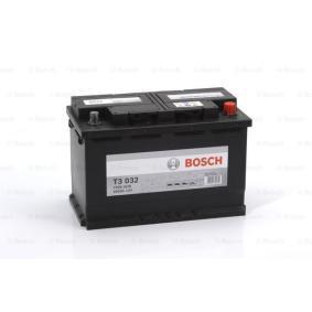 BOSCH Nutzfahrzeugbatterien B03 , 100 Ah , 12 V , 720 A , Bleiakkumulator