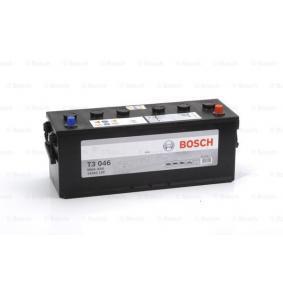 BOSCH Nutzfahrzeugbatterien 143Ah, 12V, 900A, B01, Bleiakkumulator