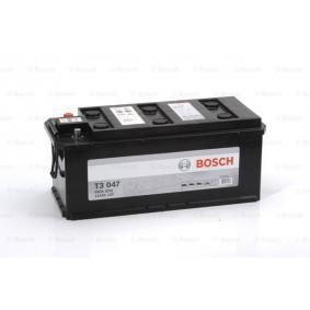BOSCH Nutzfahrzeugbatterien 143Ah, 12V, 950A, B03, Bleiakkumulator