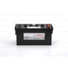 BOSCH Nutzfahrzeugbatterien B00 , 100 Ah , 12 V , 600 A , Bleiakkumulator