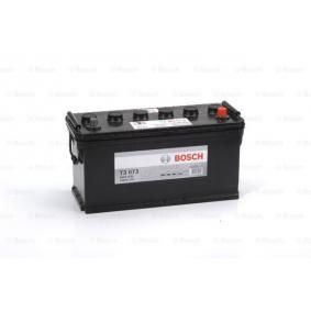 BOSCH Nutzfahrzeugbatterien 110Ah, 12V, 850A, B03, Bleiakkumulator