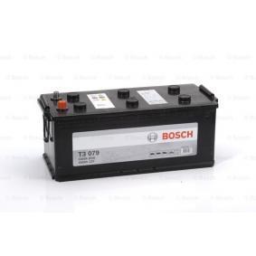 BOSCH Nutzfahrzeugbatterien 180Ah, 12V, 1100A, B03, Bleiakkumulator