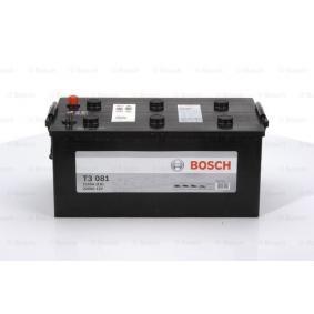 BOSCH Nutzfahrzeugbatterien 220Ah, 12V, 1150A, B00, Bleiakkumulator