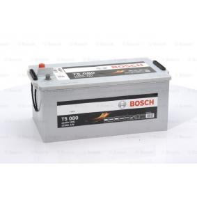 BOSCH Nutzfahrzeugbatterien 225Ah, 12V, 1150A, B00, Bleiakkumulator