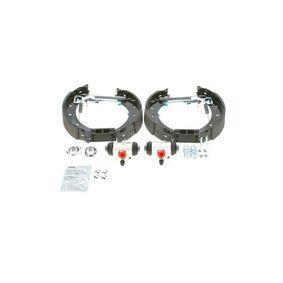 Bremsensatz, Trommelbremse mit OEM-Nummer 4241.9 F