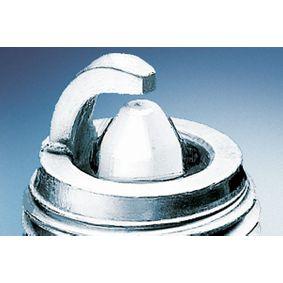 Spark Plug Electrode Gap: 0,9mm with OEM Number 90369815