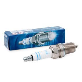 Spark Plug Electrode Gap: 0,8mm with OEM Number 46531918