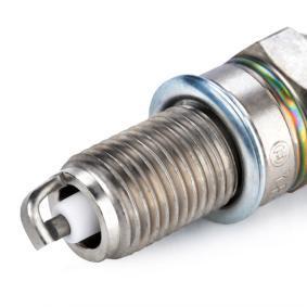 Μπουζί Απόσταση ηλεκτροδίου: 0,8mm με OEM αριθμός 12129061869