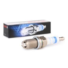 2012 Skoda Fabia Mk2 1.6 Spark Plug 0 242 232 502