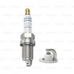 Spark Plug Electrode Gap: 0,7mm with OEM Number 12 14 004
