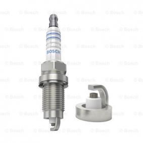Spark Plug Electrode Gap: 1,0mm with OEM Number 224012F200