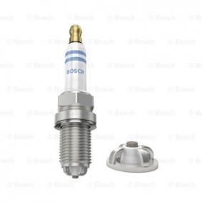 Spark Plug Electrode Gap: 1,0mm with OEM Number MN119942
