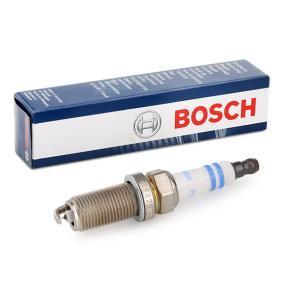 Spark Plug Electrode Gap: 0,7mm with OEM Number 1 505 812
