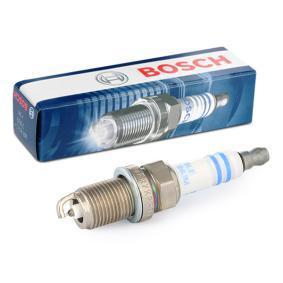 Spark Plug Electrode Gap: 0,7mm with OEM Number 101 000 033 AF