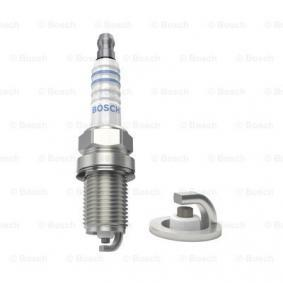 BOSCH Spark Plug 0 242 240 539 with OEM Number 2240185E16