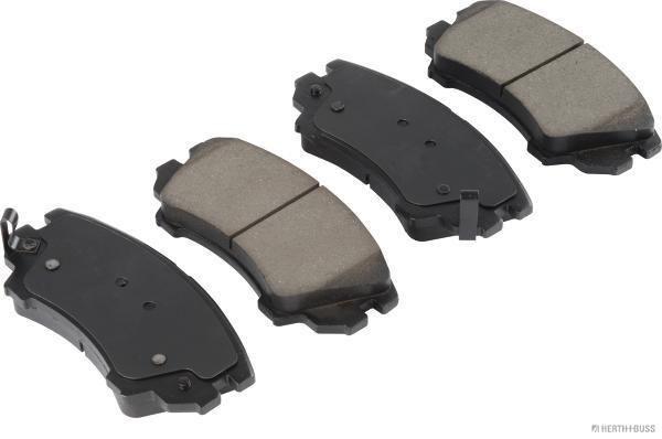 HERTH+BUSS JAKOPARTS  J3600919 Brake Pad Set, disc brake Width: 142mm, Height: 66,3mm, Thickness: 17,8mm
