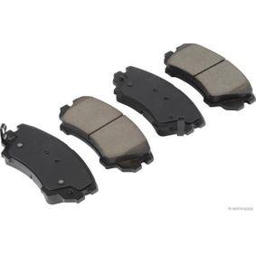 Bremsbelagsatz, Scheibenbremse Breite: 66,3mm, Dicke/Stärke: 17,8mm mit OEM-Nummer 1605624
