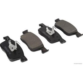 Bremsbelagsatz, Scheibenbremse Breite: 180,2mm, Höhe: 69,4mm, Dicke/Stärke: 17,3mm mit OEM-Nummer 16 13 260 780