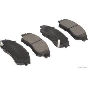 Bremsbelagsatz, Scheibenbremse Breite: 55mm, Dicke/Stärke: 16mm mit OEM-Nummer 55810 61M 01