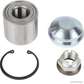 Juego de cojinete de rueda Ø: 55,00mm con OEM número 43262-1HA1A
