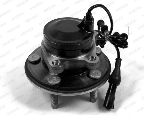 Wheel Bearing MOOG JA-WB-11176 rating