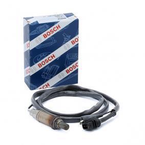 BOSCH Lambdasonde 0 258 003 957 für AUDI 80 (81, 85, B2) 1.8 GTE quattro (85Q) ab Baujahr 03.1985, 110 PS