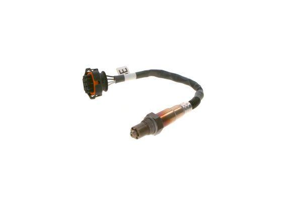 Lambda Sensor 0 258 006 386 BOSCH 0258986615 in Original Qualität