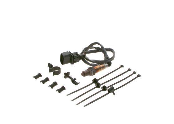 Lambda Sensor 0 258 007 355 BOSCH LSU42 in Original Qualität
