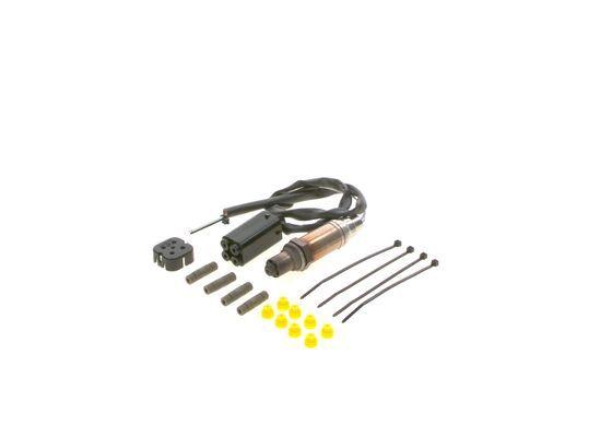 Lambda Sensor 0 258 986 504 BOSCH LS04 in Original Qualität